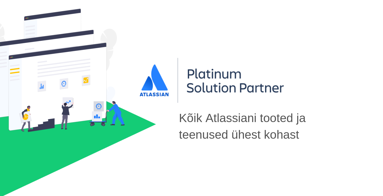 Platinum partner Atlassian