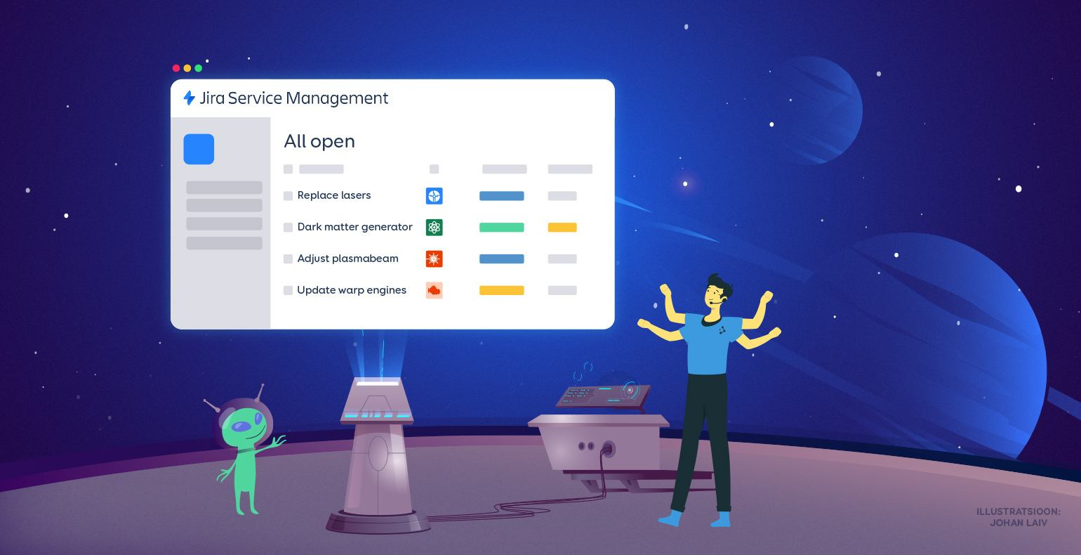 Service Management with Jira Service Management